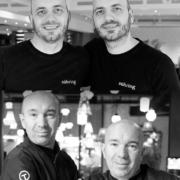 Dîner de » chefs Jumeaux » au Caprice à Hong Kong les 5 et 6 octobre prochain – Mathias & Thomas Sürhing / Jacques & Laurent Pourcel