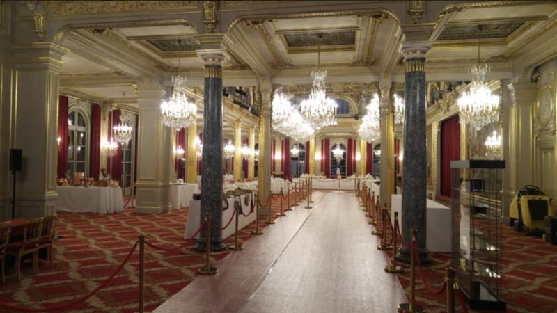 palais elysee evenement
