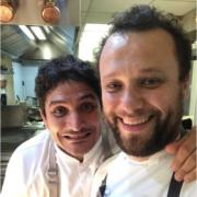Brèves de chefs – Thomas Troisgros cuisine au Mirazur, Hélène Darroze à Hong Kong, Nobu au GP de F1 à Singapour …
