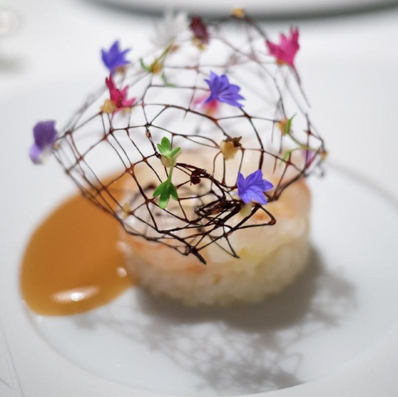 restaurant hotel george V four seasons paris