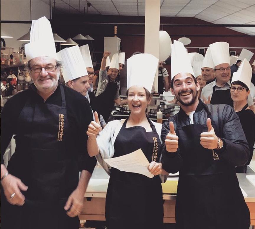 chefs cuisiniers hyperactifs