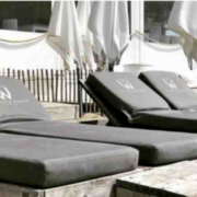 Les paillotes restaurants de plage sur le Littoral Méditerranéen , inquiétude pour les années à venir