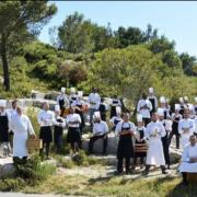 Biomanière à Baumanière – Jean André Charial et ses chefs vous attendent pour célébrer le terroir des Baux-De-Provence et leurs artisans le dimanche 30 septembre prochain