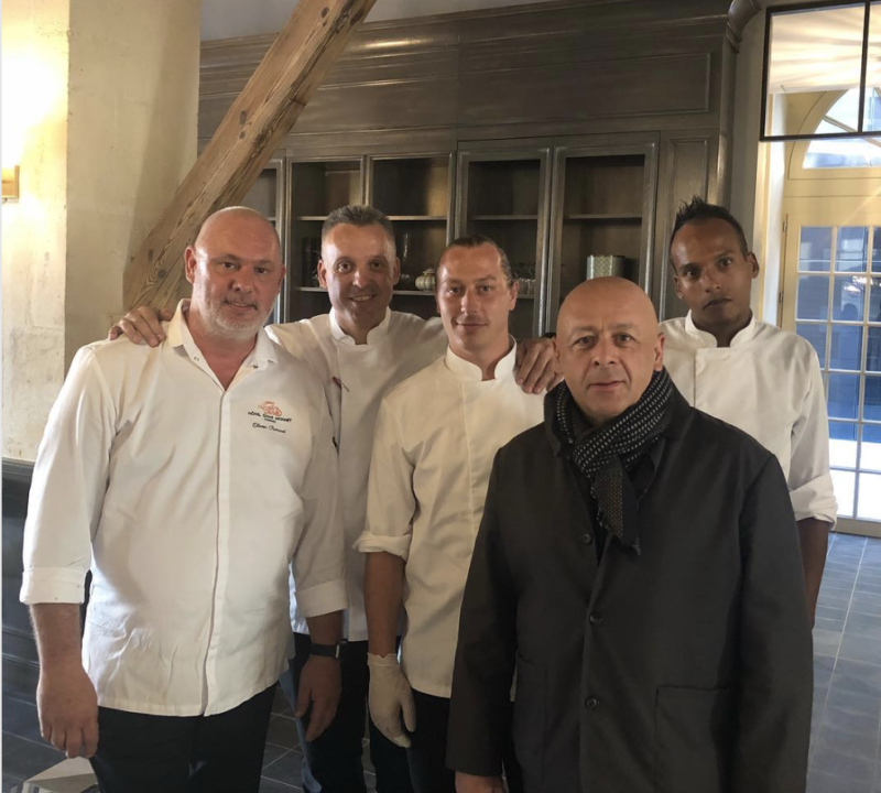 chef thierry max