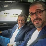 Scènes de chefs – Jacques Maximin cuisiné en voiture, Philippe Etchebest signe lui-même, Coup de froid pour Thierry Marx, …