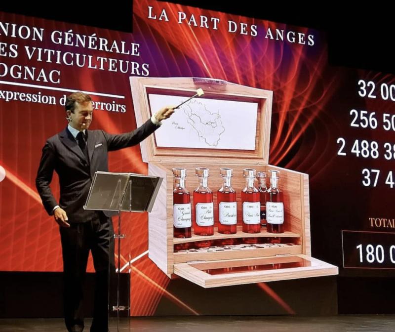 cognac vente aux encheres
