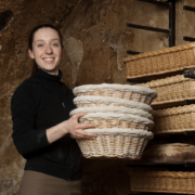 Apollonia Poilâne – Interview depuis Londres pour F&S : «c'est la main humaine qui fait la qualité de notre pain»