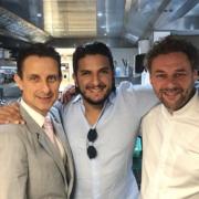 Scènes de chefs – Alain Passard prend la pause, Cyril Lignac au polo, Akrame à Saint-Tropez, Guy Martin en italie …