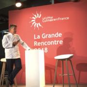 Collège Culinaire de France – les chefs réunit à Paris aujourd'hui pour la grande messe annuelle – Alain Ducasse : » Nous n'avons rien à attendre des politiques ! C'est à nous de jouer !  «