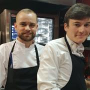 Les jeunes chefs Jean-Briac Monboussin et Xavier Watrelot régalent Genève