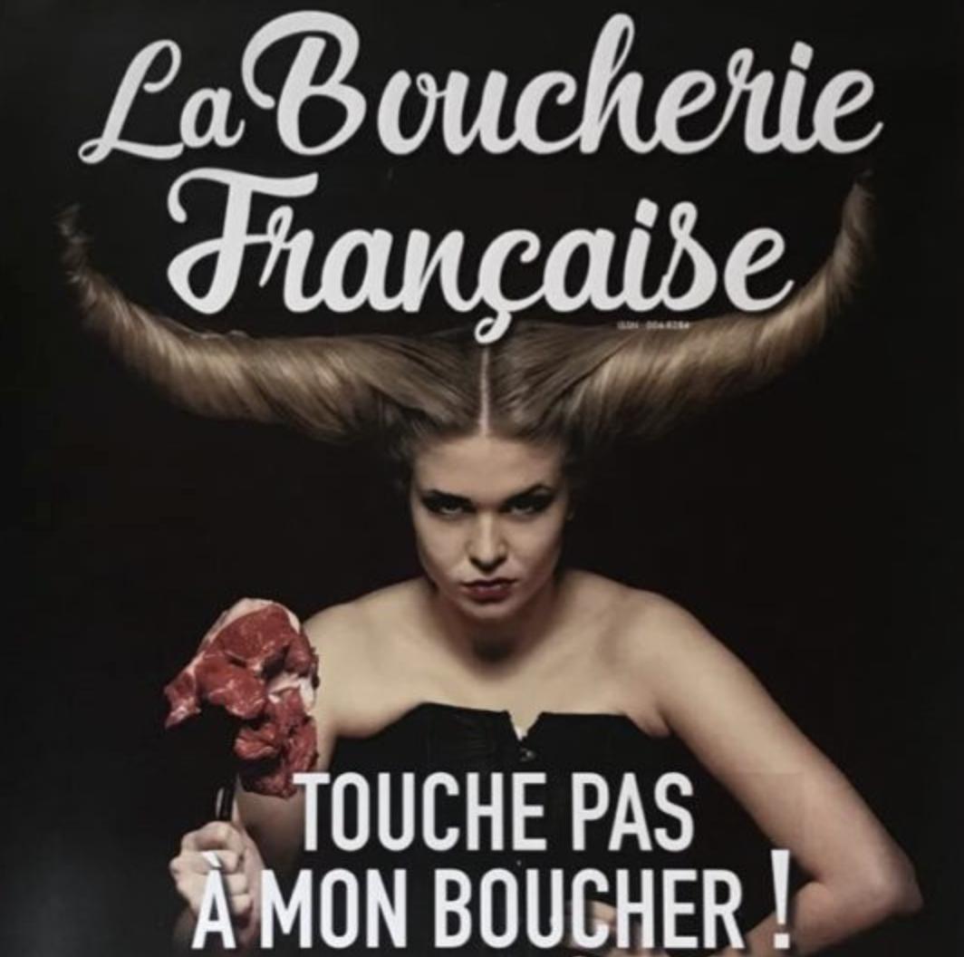 la boucherie francaise magazine