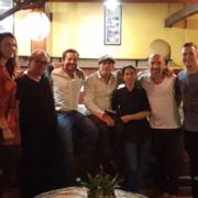 Scènes de chefs – Didier Corlou reçoit les chefs à Saigon, Michel Rostang au train Bleu, Sébastien Bras prépare l'hiver, Gordon Ramsay à Bordeaux ….