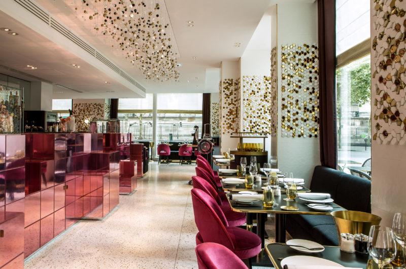restaurant fauchon paris