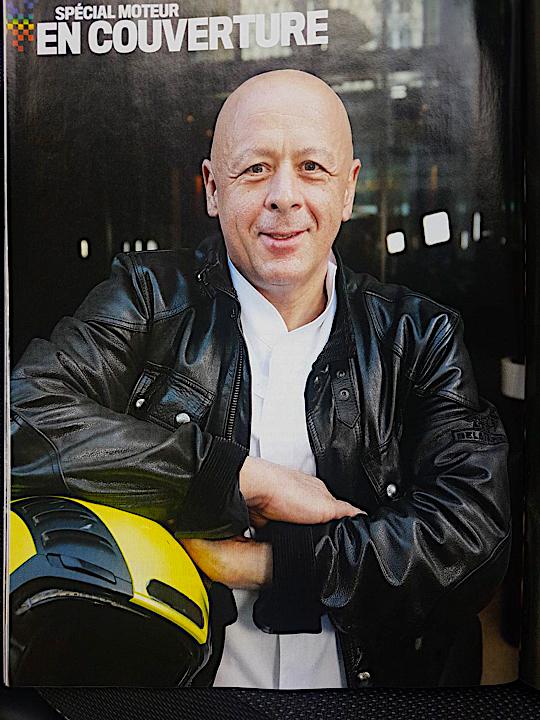 thierry marx moto