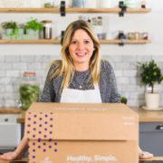 À Londres, Mindful Chef livre clé en main recettes + produits issus de la ferme pour les réaliser. F&S a rencontré la chef Louisa Mitchell