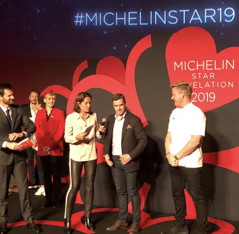 gwendal poullennec michelin