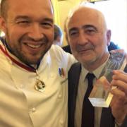 Brèves de Chefs – Guys Savoy honoré par Guillaume Gomez, Les 50 meilleurs bars au monde, Éric Ripert prépare déjà son Cayman Cookout…