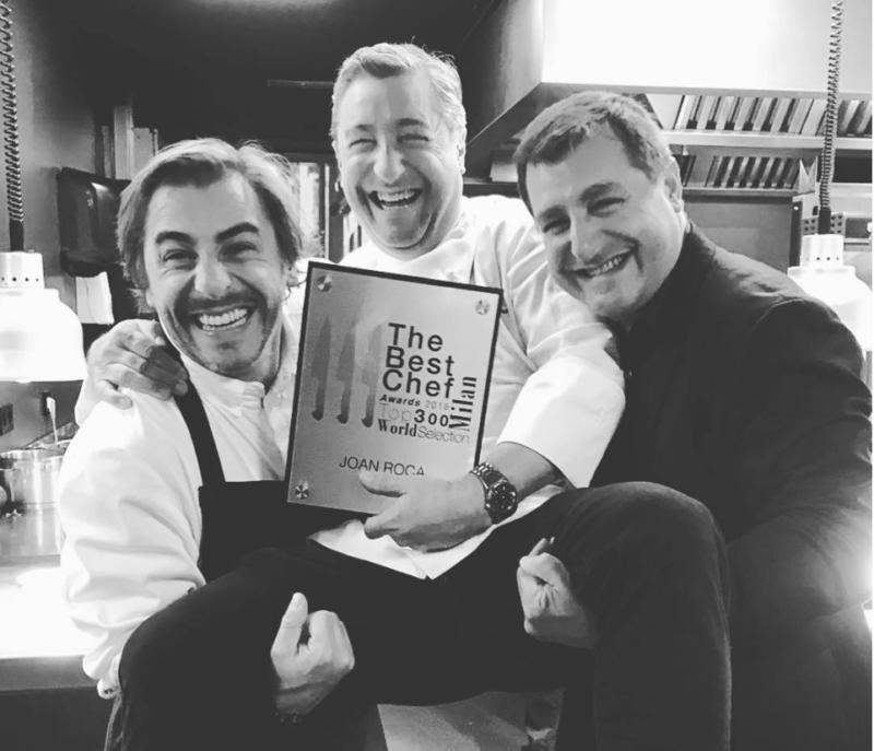 best chef award 2018