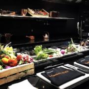 «Moments de cuisine», Mauviel et Yannick Alléno jouent du piano au Pavillon Ledoyen