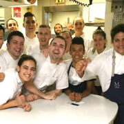 Gastronomie inédite – Mauro Colagreco recevait le chef Chilien Rodolfo Guzmán au Mirazur ce samedi