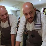 Sühring, la table des deux frères à Bangkok revisitent les traditions et réinventent les bases de la cuisine allemande