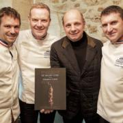 Brèves de chefs – Spécial livre de cuisine – Fou de Pâtisserie, Copain Comme Cochon, La Noblesse de la Charcuterie … les sorties s'activent !