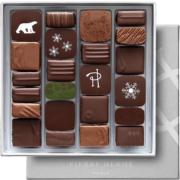 Les nouveaux écrins chocolats du chef Pierre Hermé pour les Fêtes de Fin d'Année
