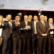 Lyon – Trophées De La Gastronomie et des Vins 2018 – 4 chefs ont réalisé le dîner en hommage à Paul Bocuse