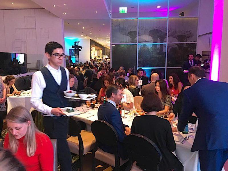50 best restaurants singapour