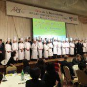 Tokyo fêtait hier la Gastronomie – Stéphane Buron, Thierry Marx, Christophe Langrée, Christian Têtedoie auprès de nombreux chefs Japonais