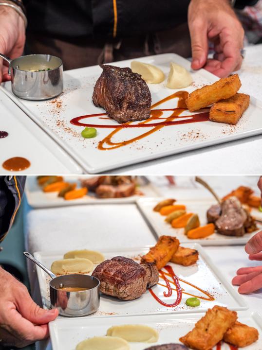 cuisine gastronomique terminal1 montpellier
