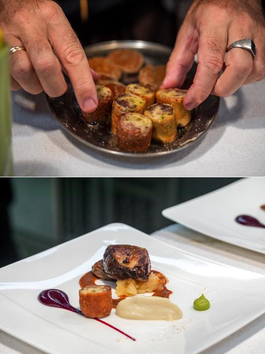 cuisine gastronomique terminal1 laurent pourcel