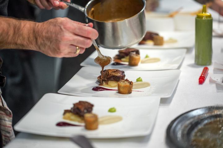 cuisine gastronomique terminal1 freres pourcel