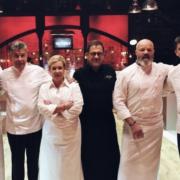 Top Chef 2019 – Tournage, les nouveaux chefs engagés dans l'aventure, Yannick Alléno, Régis et Jacques Marcon