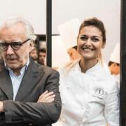 Jessica Préalpato – la chef pâtissière du Plaza Athénée » le sucre, elle en utilise quatre fois moins qu'avant «