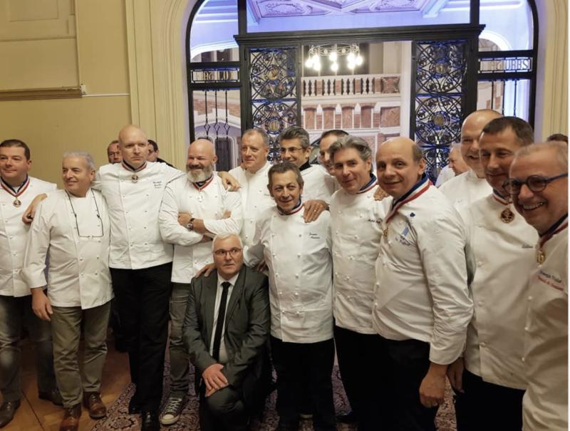 chefs gastronomiques francais
