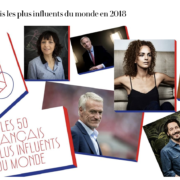 Vanity Fair – Parmi les 50 influenceurs français de l'année, les chefs Thierry Marx et Bertrand Grébaut, le pâtissier Cédric Grolet