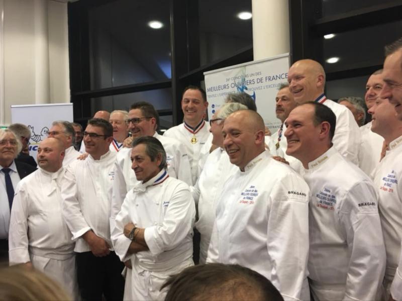finalistes meilleurs ouvrier de france cuisine