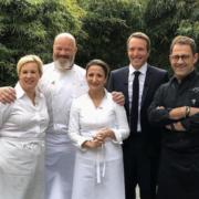 C'est Off… C'est Cuisine… C'est D'Actualité… #171 – Nouveau visage pour le Louis XV à Monaco, Top Chef chez Anne-Sophie Pic, Christophe Michalak change son identité visuelle, Les gilets jaunes ,