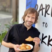 Bangkok – le boulanger français Gontran Cherrier ouvrait ce week-end sa première boulangerie en Thaïlande