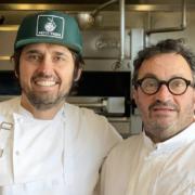 Brèves de Chefs – Michel Troisgros à Epicuria en Suisse, Yves Camdeborde cuisine à Los Angeles, Georges Blanc avec le Prince Albert