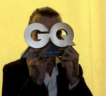 magazine GQ