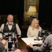 Scènes de chefs – Michel Guérard en tournage, Akrame à l'hôpital, Alain Ducasse à Manille, C. Le Squer au Meurice à Paris, le jury de Top Chef s'amuse, Franck Cerutti au CWS, ….