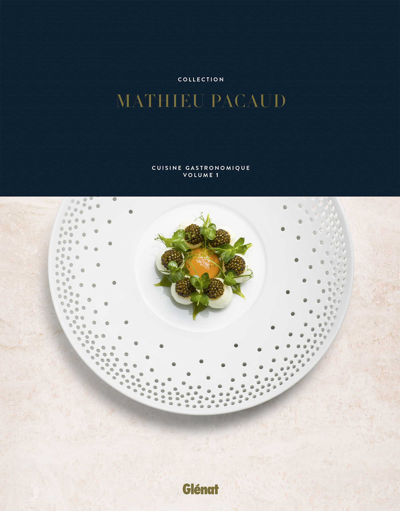 livre gastronomique mathieu pacaud