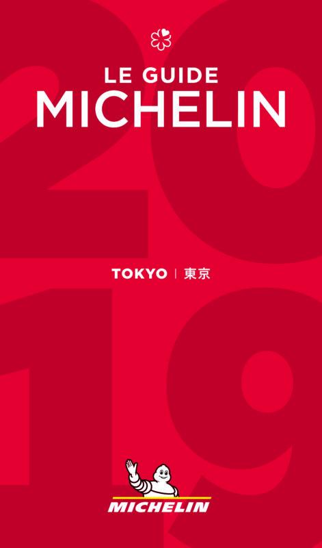 guide michelin tokyo 2019