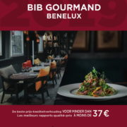 Guide MICHELIN Bib Gourmand Benelux 2019