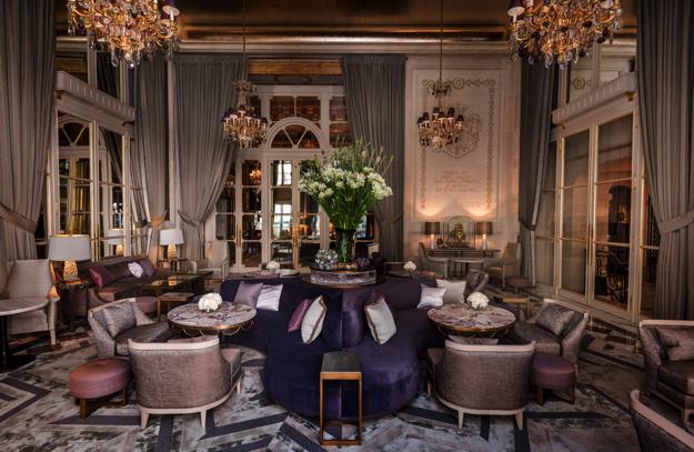 hotel crillon paris