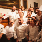 Dining With The Stars 2018 – le rendez-vous Food en Italie