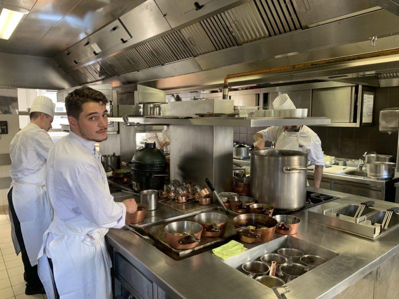 chefs gastronomiques