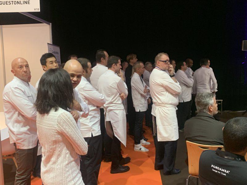 chefs gastronomiques internationnaux